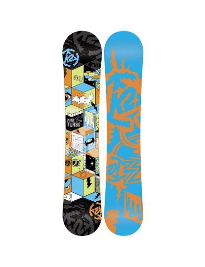 K2 MINI TURBO KIDS SNOWBOARD S14