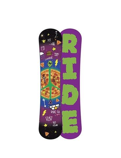 RIDE LOWRIDE KIDS SNOWBOARD S17