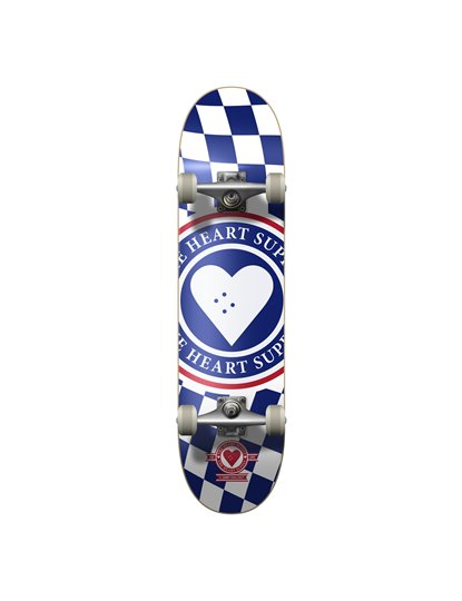 THS COMPLETE SKATEBOARD INSIGNIA CHECK S21