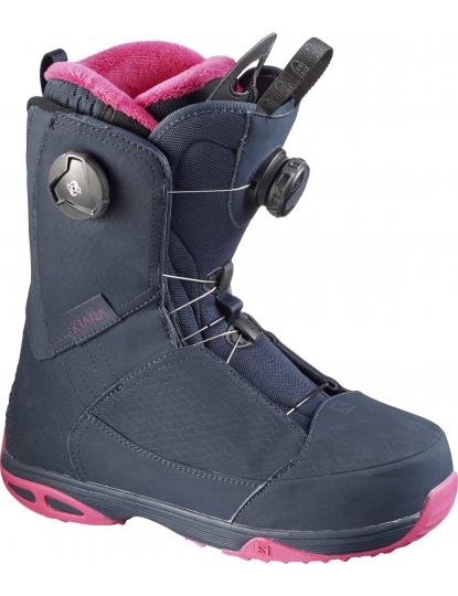 SALOMON KIANA FOCUS BOA SNOWBOARD BOOT WOMENS S17