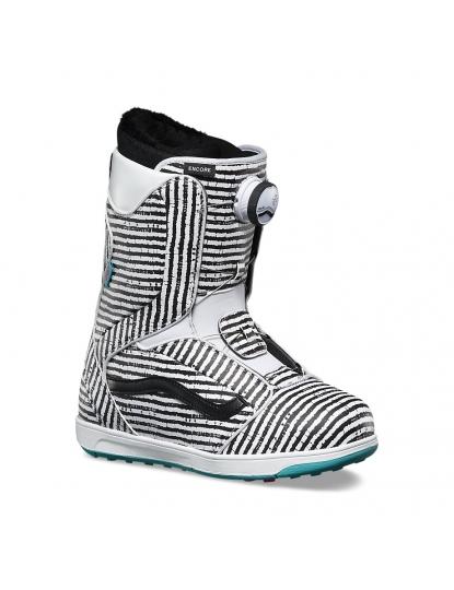 VANS ENCORE STRIPES WOMENS SNOWBOARD BOOTS S17