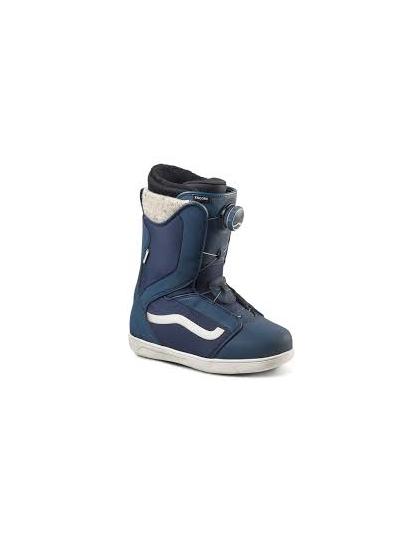 VANS ENCORE BLUE WOMENS SNOWBOARD BOOTS S17