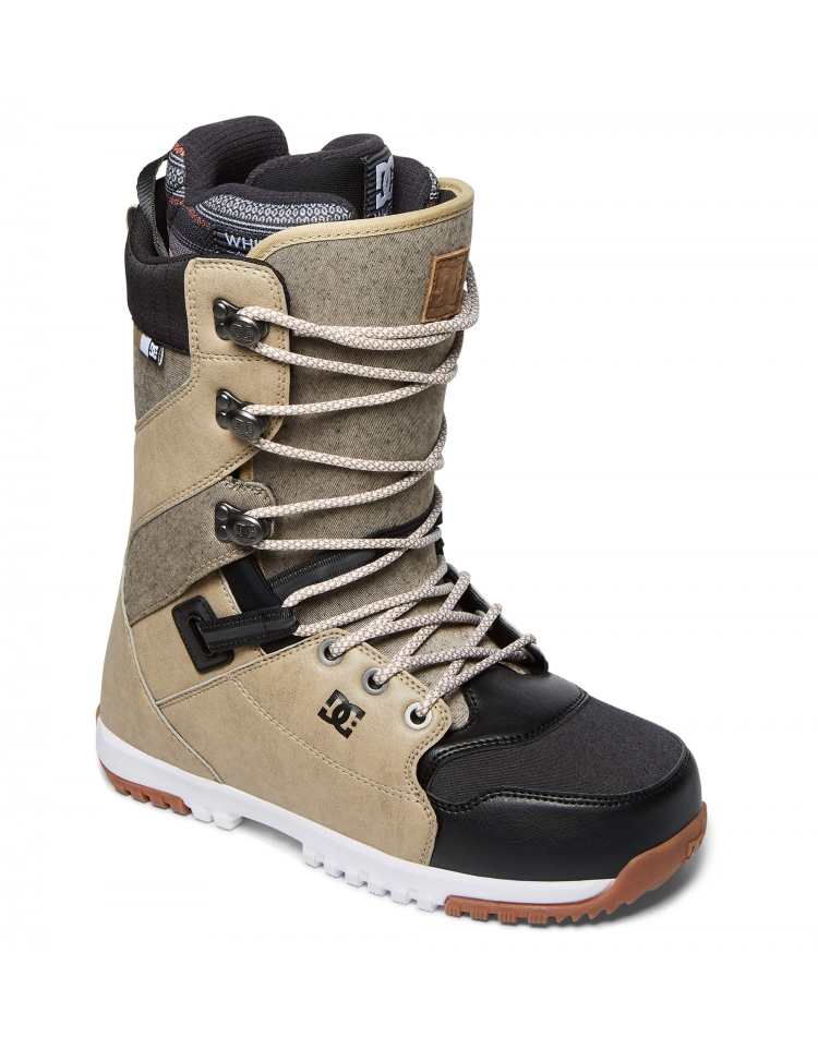 Details about  /DC Shoes Mutiny Herren-Snowboardschuhe Snowboots Soft Boots Lace Up Boots