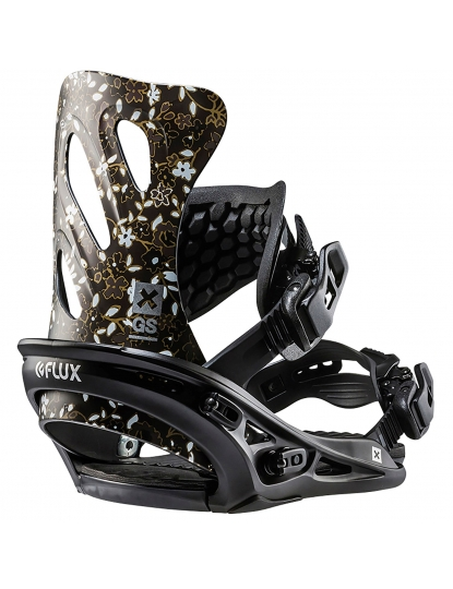 FLUX GS - WOMENS SNOWBOARD BINDING S18