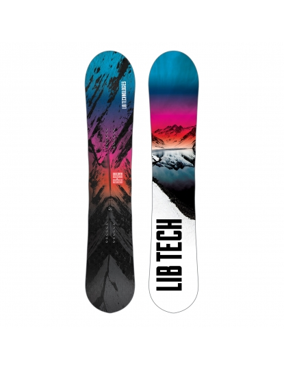LIB TECH COLD BREW NARROWS MENS SNOWBOARD S19