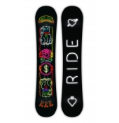 RIDE SATURDAY WOMENS SNOWBOARD S19