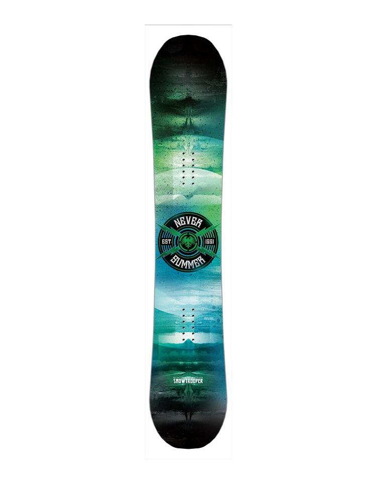 Never Summer Snowtrooper 2020.Never Summer Snowtrooper Snowboard S18 Cherri Pow Boardstore