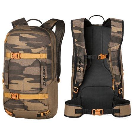 50% price diverse styles in stock DAKINE MISSION PRO 18L BACKPACK S18 - Cherri Pow Boardstore