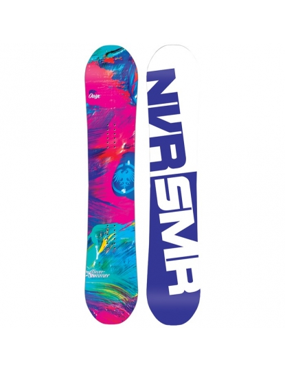 NEVER SUMMER ONYX SNOWBOARD W17 - WOMENS