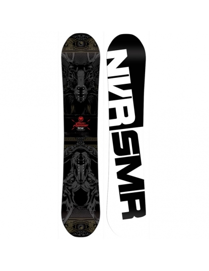 NEVER SUMMER RIPSAW SNOWBOARD W17