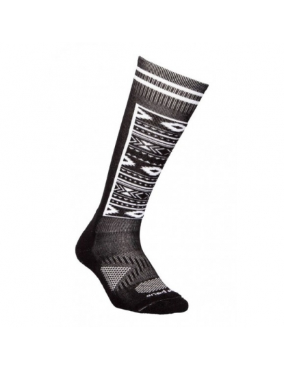 LE BENT LE SOCK SNOW LIGHT AZTEC S18