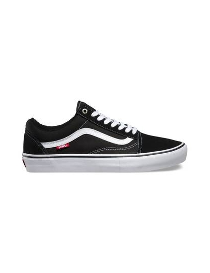 VANS OLD SKOOL PRO BLACK/WHITE S18