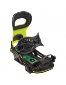 BENT METAL TRANSFER SNOWBOARD MENS BINDINGS S19