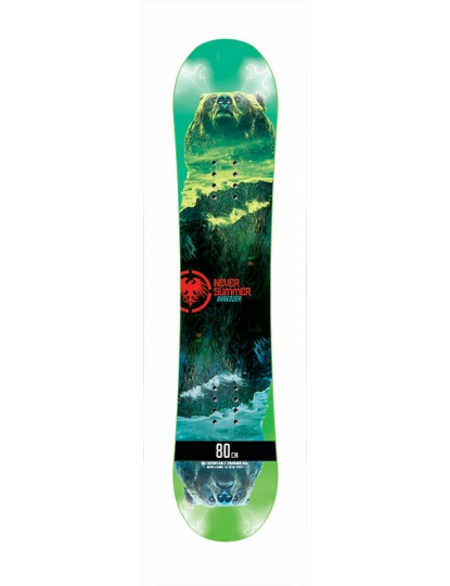NEVER SUMMER SHREDDERS S20