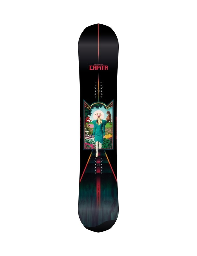 CAPITA THE OUTSIDERS SNOWBOARD S20