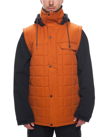 686 MENS BEDWIN SNOW INSULATED JACKET S19