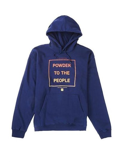 686 MENS POWDER PULLOVER HOODY  S19