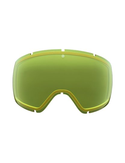 ELECTRIC EGG LENS YELLOW GREEN S19