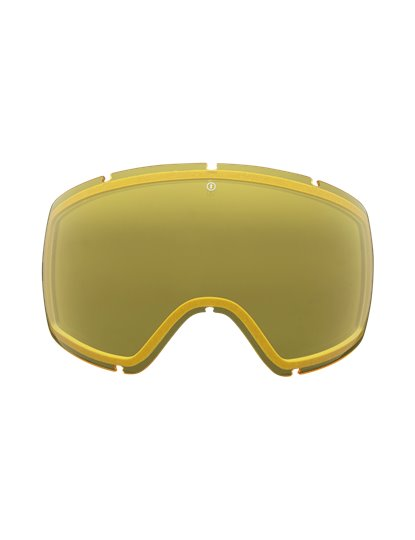 ELECTRIC EGG LENS YELLOW S19