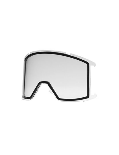 SMITH SQUAD XL CLEAR LENS S19