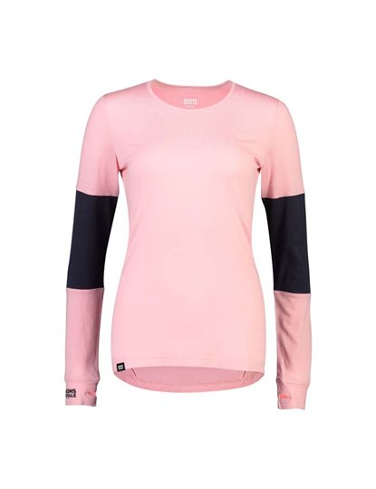 MONS ROYALE CORNICE LS TOP WOMENS S19
