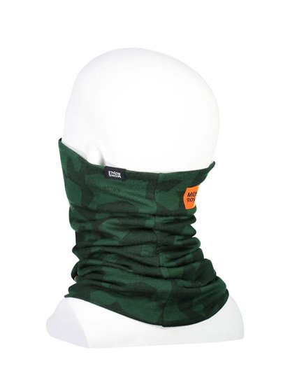 MONS ROYALE DOUBLE UP NECKWARMER S19