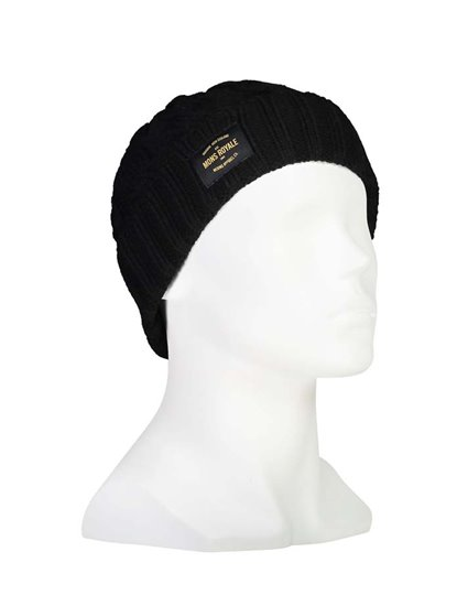 MONS ROYALE UNISEX ROPE TOW BEANIE S19