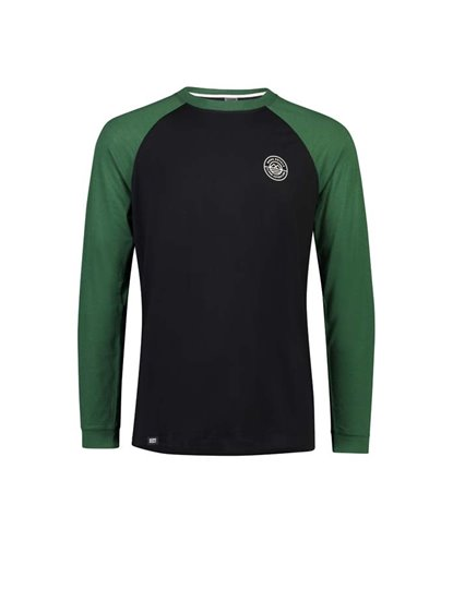 MONS ROYALE MENS ICON RAGLAN LS S19