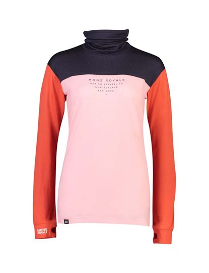 MONS ROYALE YOTEI BF HIGH NECK WOMENS S19