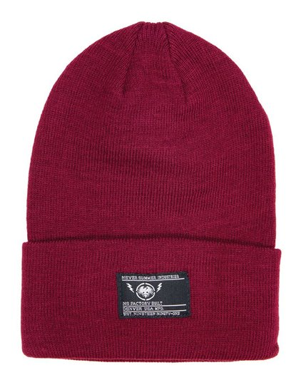 NEVER SUMMER SHOREMAN 3 CUFF BEANIE S19
