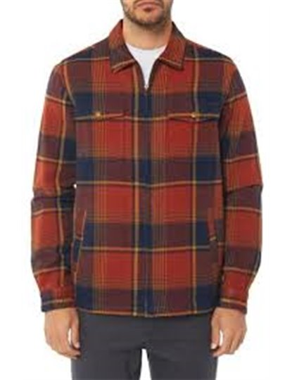 ONEILL LODGE FLANNEL JACKET S19