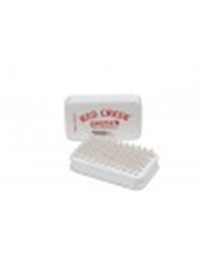 RED CREEK STIFF WHITE NYLON BRUSH