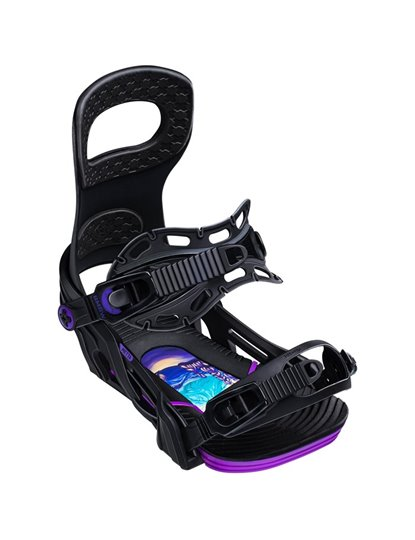 BENT METAL METTA WOMENS SNOWBOARD BINDINGS S20