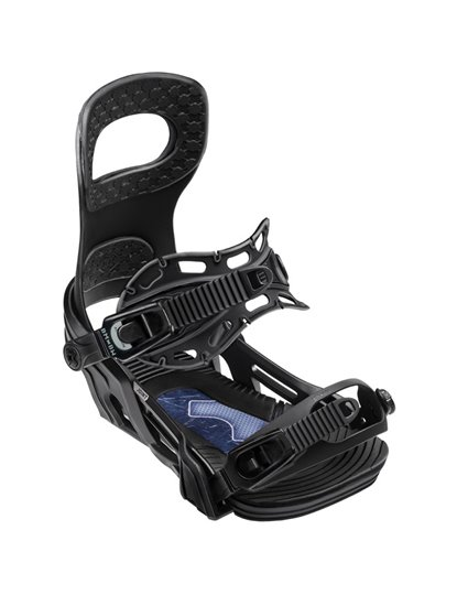 BENT METAL JOINT SNOWBOARD BINDINGS S20