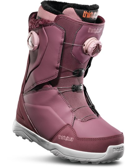 THIRTY TWO LASHED DOUBLE BOA SNOWBOARD BOOT WOMENS S20