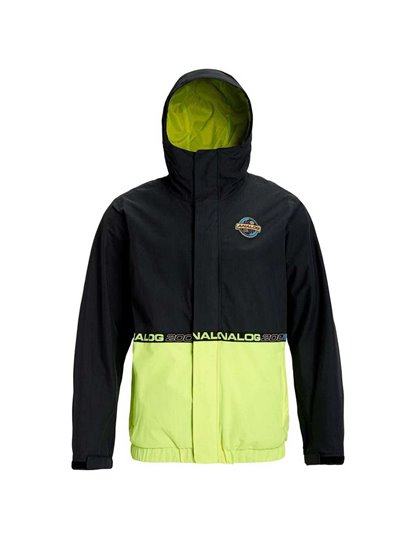ANALOG BLAST CAP JACKET MENS S20