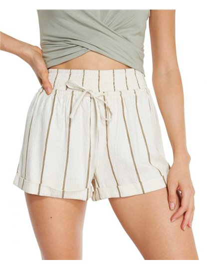 ONEILL ETHAN STRIPE WOMENS SHORT S19