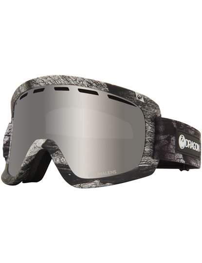 DRAGON D1OTG GOGGLE TORN BIRCH S20