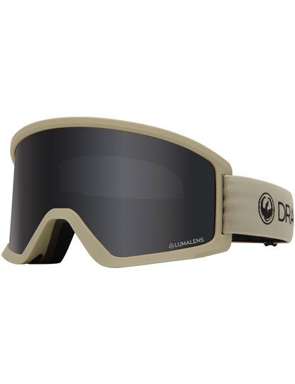 DRAGON DX3 OTG GOGGLE TAUPE S20