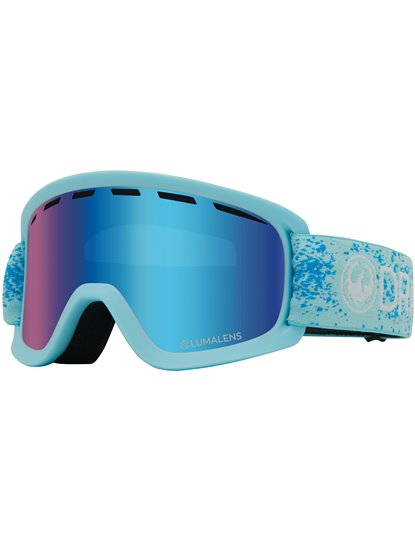 DRAGON LILD GOGGLE BLUE JAY S20