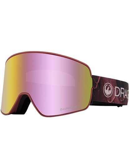 DRAGON NFX2 GOGGLE ROSE S20