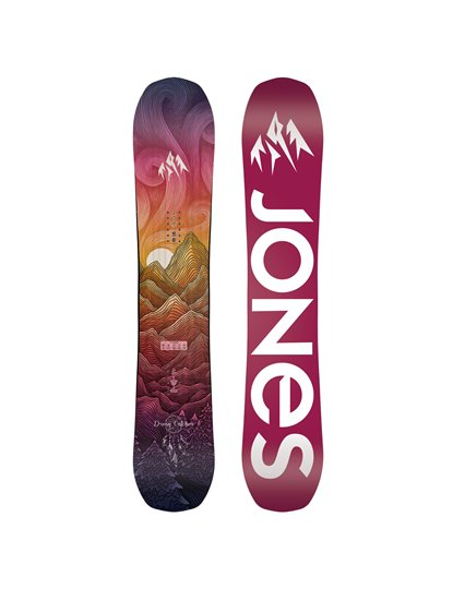 JONES DREAM CATCHER SNOWBOARD PREORDER