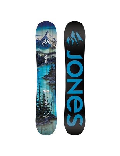 JONES FRONTIER SNOWBOARD PREORDER