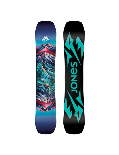 JONES TWIN SISTER SNOWBOARD PREORDER