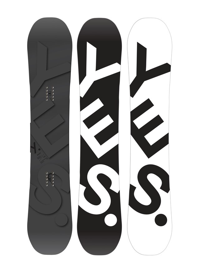 YES BASIC SNOWBOARD PREORDER
