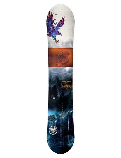 NEVER SUMMER LADY WEST SNOWBOARD PREORDER