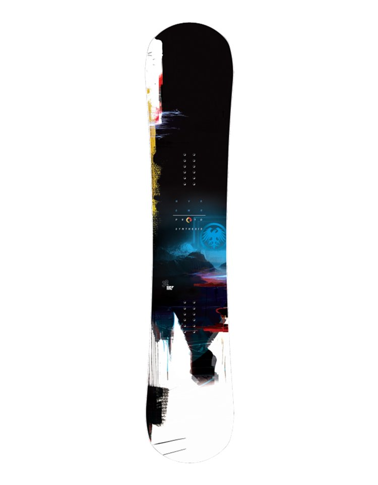 Never Summer Proto Synthesis Snowboard 2021 Pow Boardstore