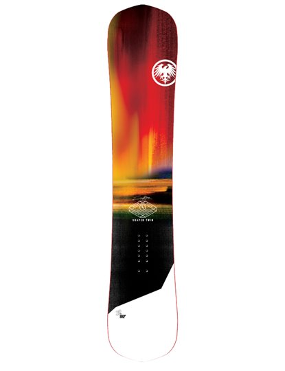 NEVER SUMMER SHAPER TWIN SNOWBOARD PREORDER