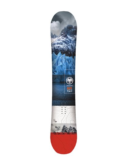 NEVER SUMMER SNOWTROOPER SNOWBOARD PREORDER