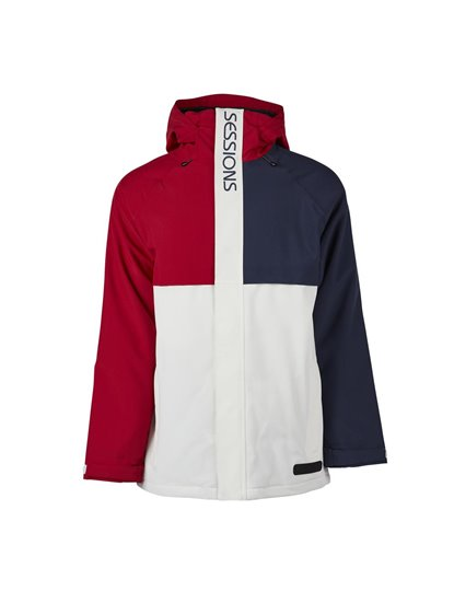 SESSIONS PODIUM JACKET MENS S20